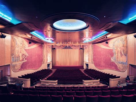 lets sneak  californias  beautiful art deco cinemas