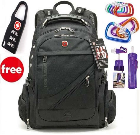 Swiss Army Sa Grey swiss army gear backpack is backpack