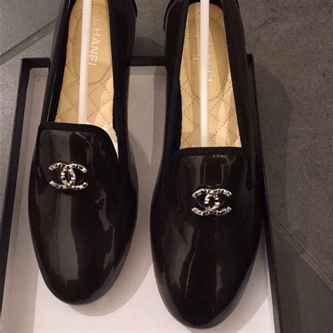 chanel loafer shoes best 25 chanel loafers ideas on black shoes