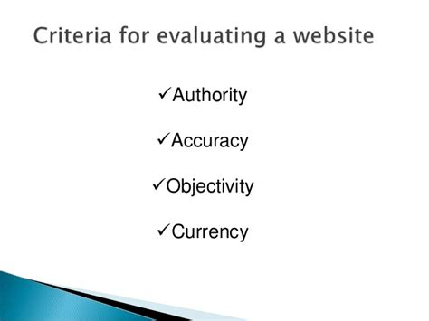 credible websites for research papers identifying credible sources for research paper and