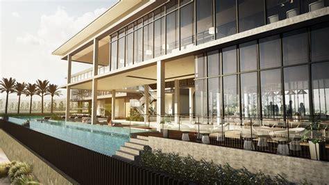 clubhouse  palms residence perak vault design lab