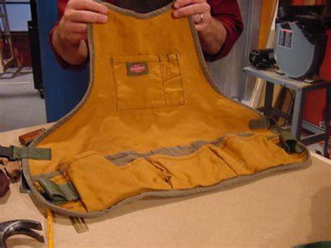 woodworking shop apron tips on choosing a shop apron diy