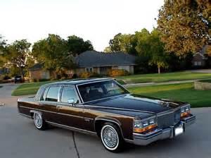 1982 Cadillac Fleetwood 1981 Cadillac Fleetwood V8 6 4 Three For In One Autopolis