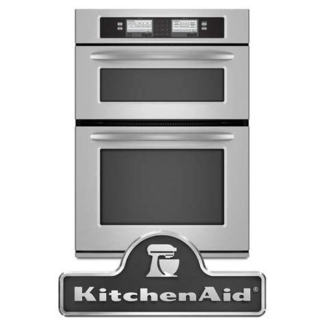 Double Ovens: Kitchenaid Double Wall Oven