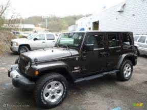 2013 rugged brown pearl jeep wrangler unlimited 4x4