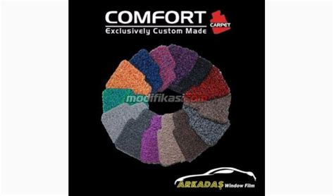 Karpet Comfort Bagasi Harrier Premium Original Comfort karpet mobil comfort premium original murah