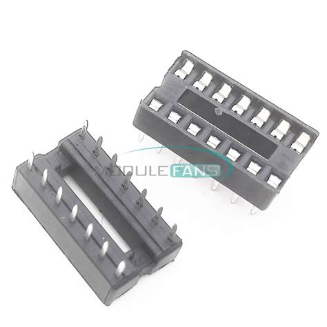 integrated circuit sockets definition 28 images dual in line package 10pcs 2 54mm 14 pins