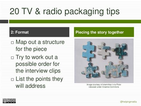 3 Tips To Using Packaging - radio and tv packaging tips