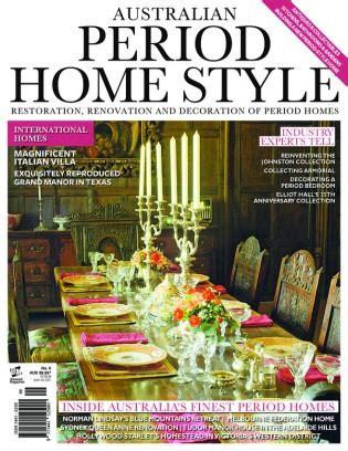 home decor magazines australia australian period style magazine subscription digital