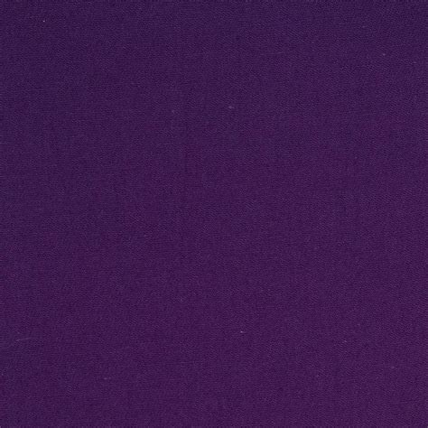 Purple Upholstery by Cotton Twill Purple Discount Designer Fabric Fabric
