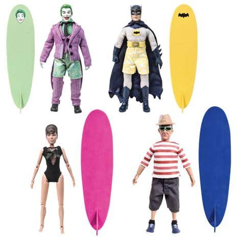 figure 8 inch batman classic 1966 tv surfing 8 inch figure set
