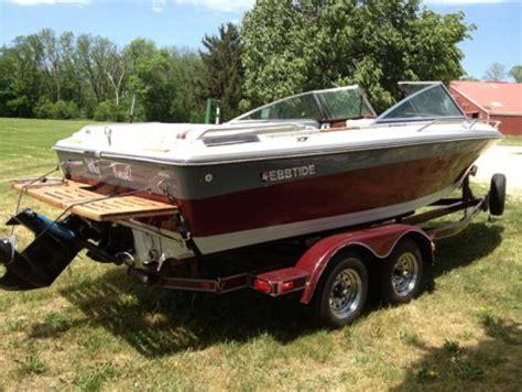 ebbtide boat parts 1989 ebbtide catalina 190 xls power boat for sale in