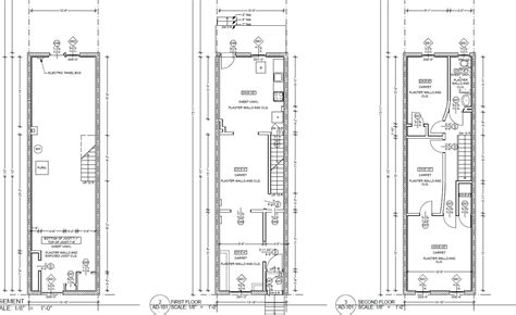 row home floor plans row home floor plan gurus floor