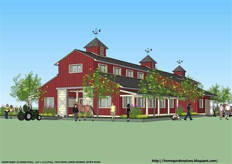 Large Barn large barn plans barn plans vip