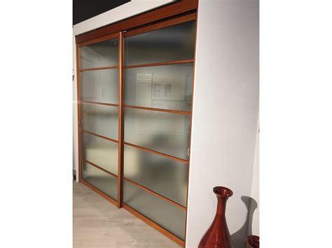 porte cabina armadio cabina armadio con porte scorrevoli ciliegio e acidato