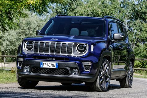 Jeep Time nip tuck time for jeep renegade 2018 facelift revealed