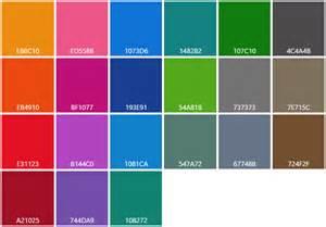 window colors color
