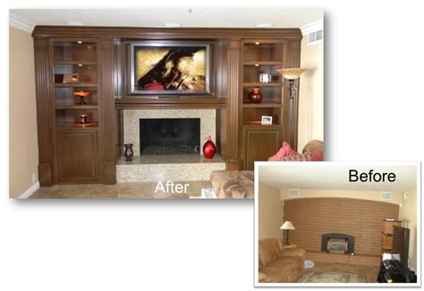 built in entertainment center with fireplace entertainment center custom cabinet home theater built in appleton renovations