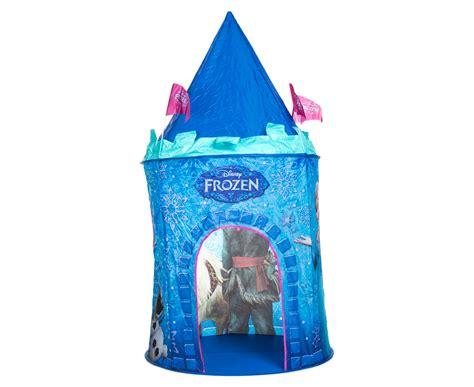 catchoftheday au disney frozen castle play tent blue