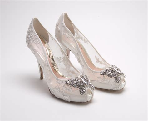Bridal Shoe Shops by Wedding Dress Shop Bridal Shoes To Compliment Wedding Gown