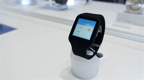 android wear smartwatch on with sony s android wear powered smartwatch 3 9to5google