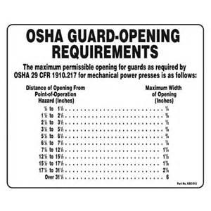 Osha Bench Grinder Related Keywords Amp Suggestions For Osha Machine Guarding