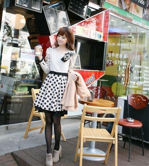 Dress Fashions Import 375 choordt tart iunfo uliya model dress korea terbaru 2013