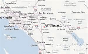 winchester california location guide