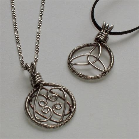 wire wrapped pendant tutorial tutorial pendants wire wrap pendant tutorials