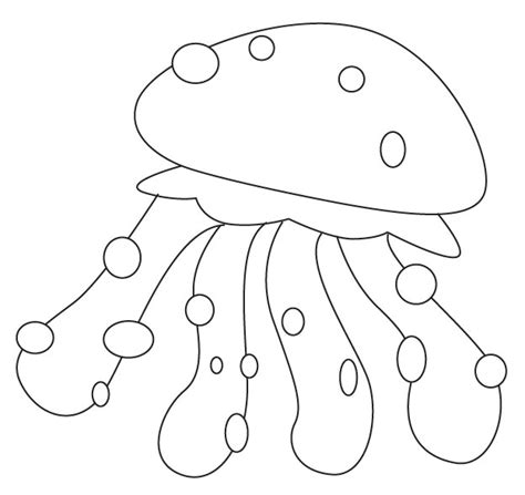 box jellyfish coloring pages pin box jellyfish colouring pages page 2 on pinterest