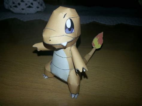 Papercraft Charmander - 17 best images about papercraft on mudkip