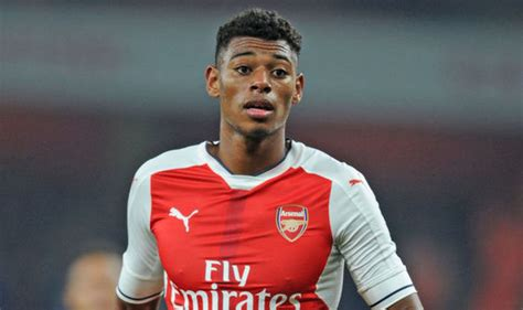 arsenal youngsters arsenal news jeff reine adelaide reveals he goes for