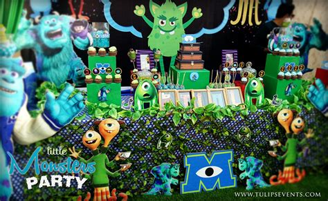 theme line monster university monsters university theme party ideas in pakistan