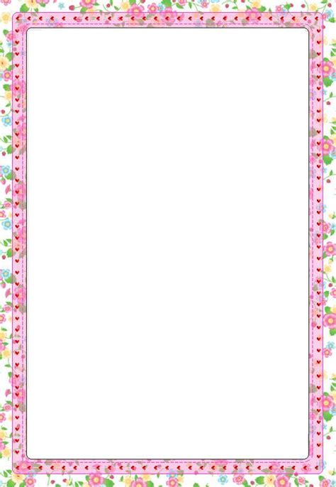printable paper with flower border stationery paper free stationery paper free printable