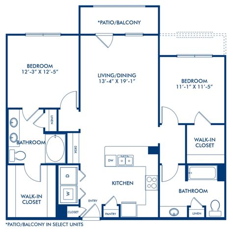 studio 1 2 bedroom apartments in dallas tx camden