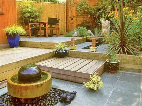 decorar paredes de un patio como decorar un patio peque 241 o mundodecoracion info