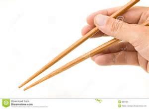 kitchen pink hand holding chopsticks royalty free stock image image