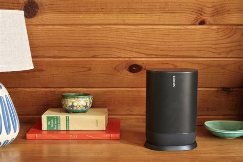 sonos move bluetooth portable speaker  great sound
