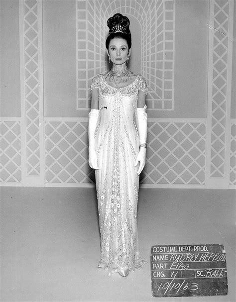 audrey hepburn gown my fair lady audrey hepburn ball gown www imgkid