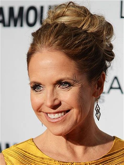 what is katie courics current hairstyle katie couric katie o malley and hairstyles on pinterest