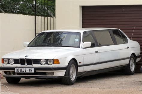 bmw limousine bmw e32 beaufort west limo service drive by snapshots