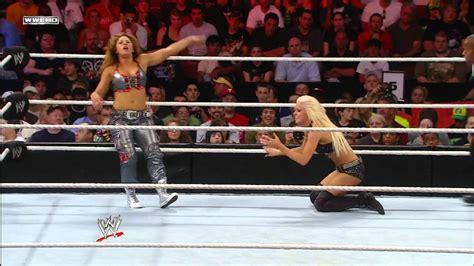maryse matches maryse vs mickie james divas chionship match night