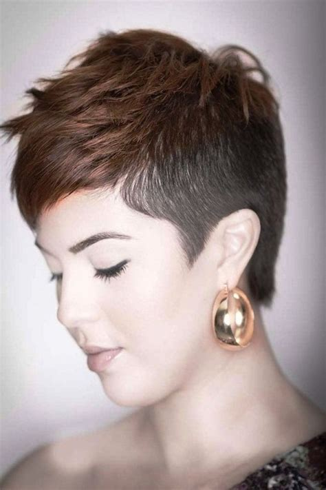 hairstyle short on one side only short shaved sides hairstyles fade haircut