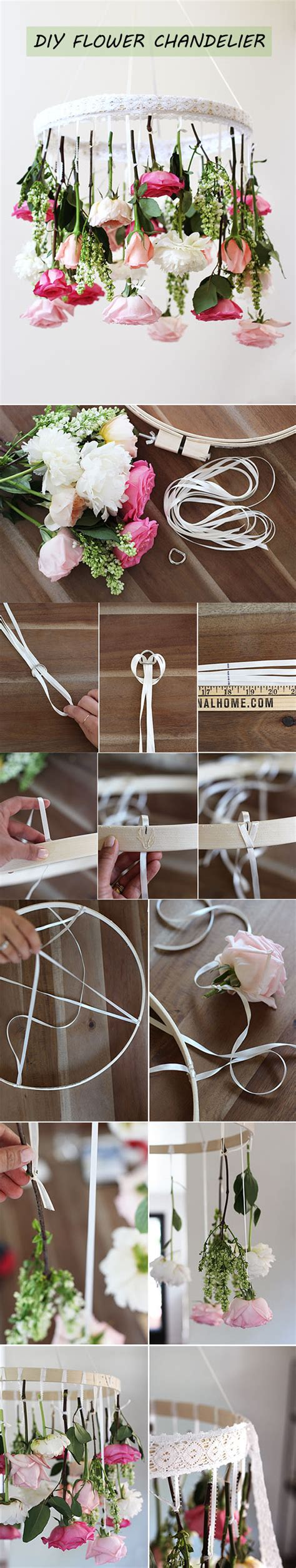 easy diy chandelier 12 creative diy wedding ideas with tutorials to save you