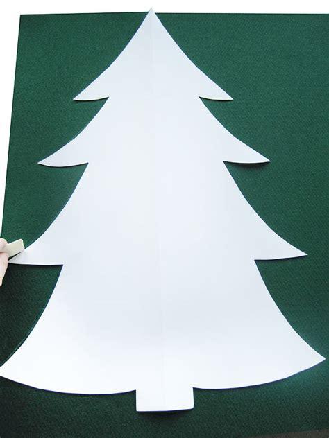 Kostenlose Vorlage Tannenbaum Bastelanleitung Tannenbaum Adventskalender
