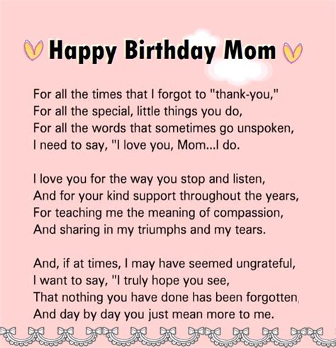 thank you letter to my on birthday lovely happy birthday letter to from