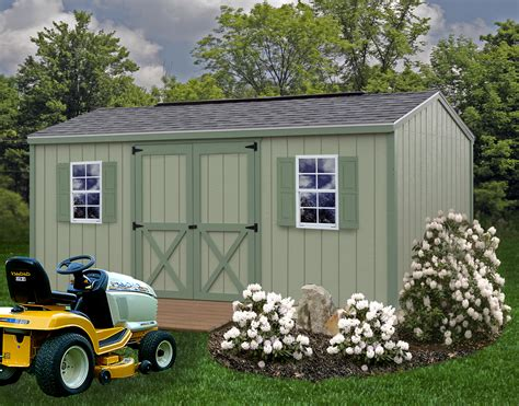 cypress shed kit storage shed kit by best barns