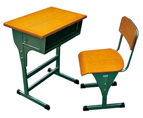 Where To Buy School Desks by Cheap School Furniture Single Student Desk And Chair Set