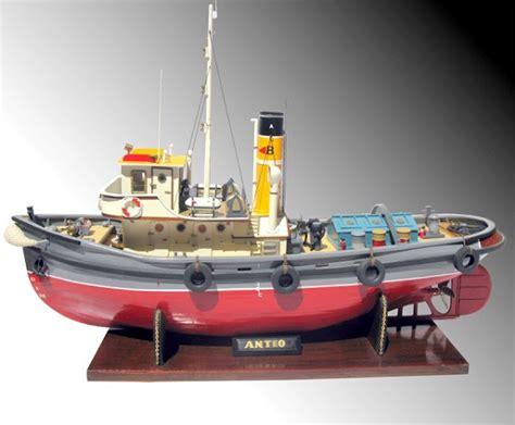 tugboat dwg anteo free ship plans