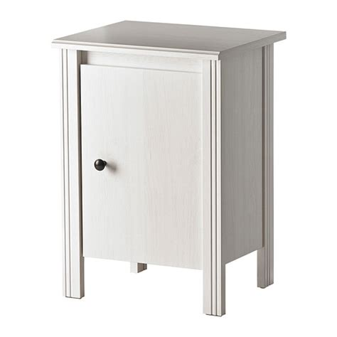 Small Bedside Table At Ikea Brusali Bedside Table White 44x36 Cm Ikea